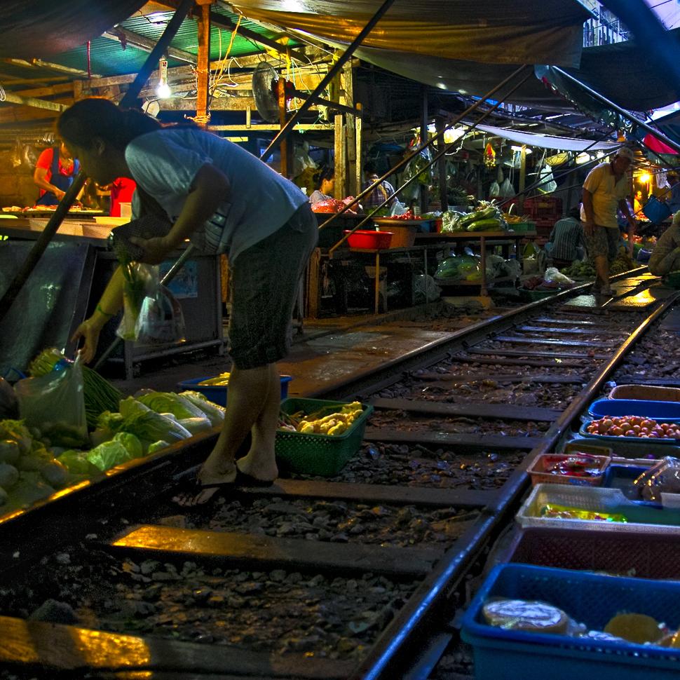 Railway Markets